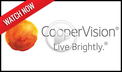 CooperVision contacts