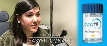 Ophthalmology Resident Converts Soft Lens To EasyFit