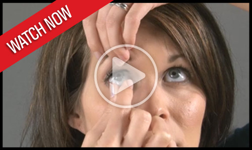 Contact Lens Removal