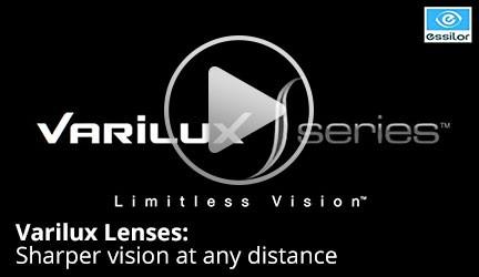 Varilux S Series Lens landing page
