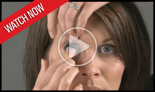 Contact Lens Insertion