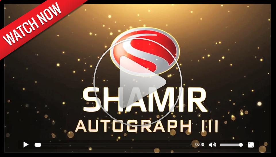 Shamir Autograph III