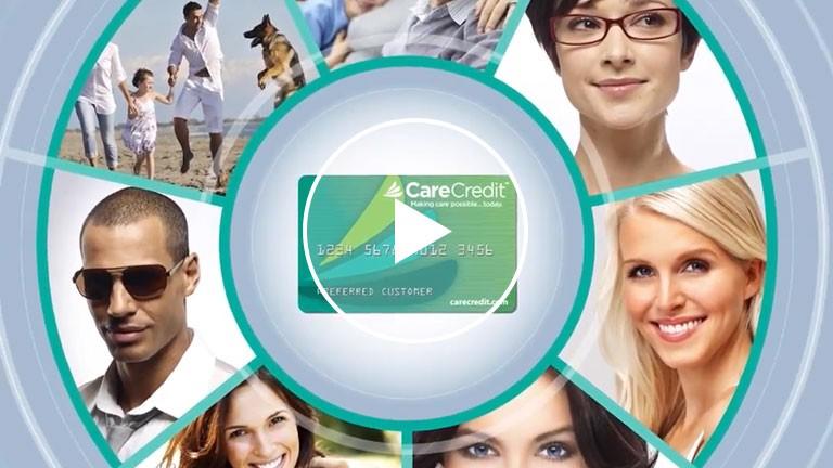 CareCredit - Benefits Are All Around