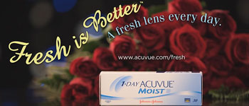 FRESH IS BETTER - ACUVUE Brand commercial