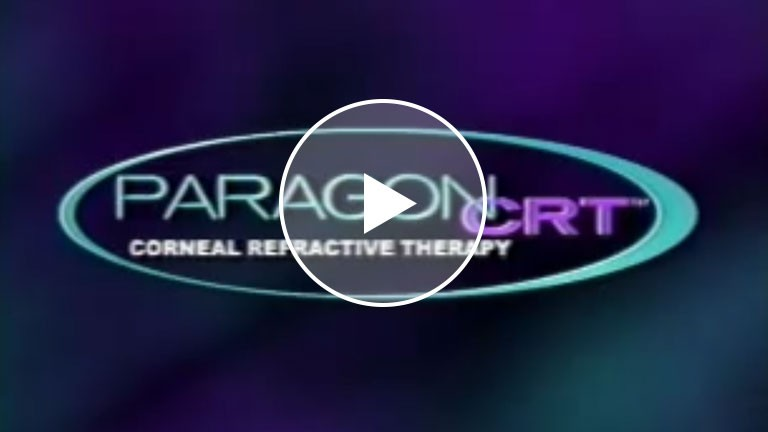 How CRT® Brand Contact Lenses Work to Correct Nearsightedness