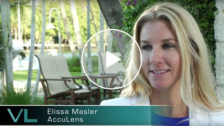 VISIONLIVE visits with Elissa Masler from Acculens