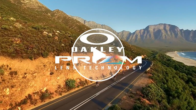 Oakley Prizm Road Lenses: See What You've Been Missing