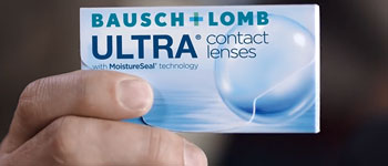 Are your contacts still comfortable? Bausch and Lomb