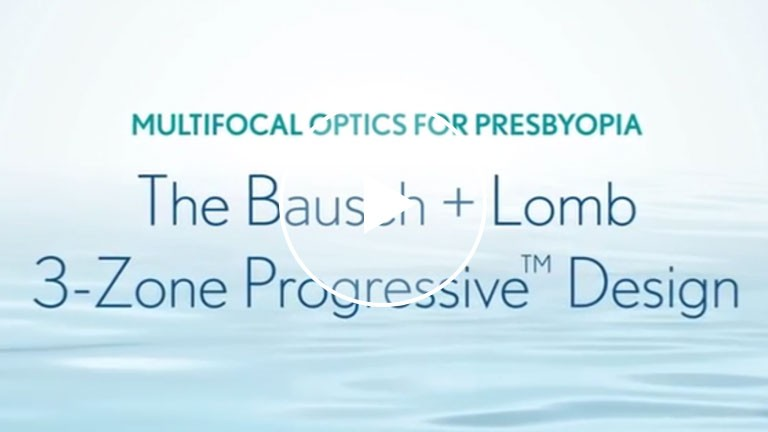 Chapter 3: 3-Zone Progressive Design Bausch + Lomb ULTRA for Presbyopia