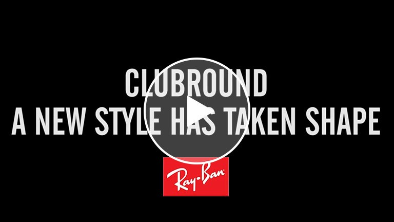 Ray Ban Clubround - A New Style Has Taken Shape