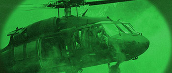 Special Ops Eyes, the Vision of our Military