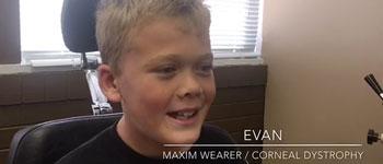 Optimum Tangible Hydra-PEG Testimony: EVAN – Maxim Wearer / Cornel Dystrophy