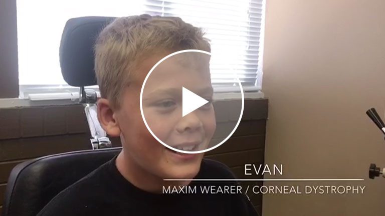 Optimum Tangible Hydra-PEG Testimony: EVAN – Maxim Wearer / Cornel Dystrophy