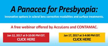 A Panacea for Presbyopia