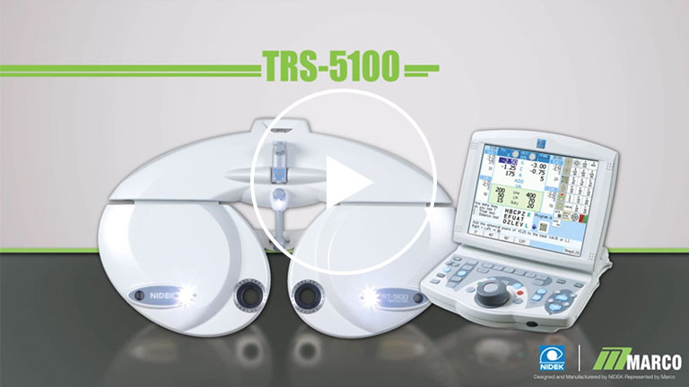 Marco TRS-5100 DIGITAL REFRACTOR