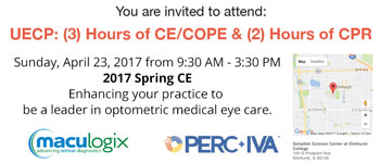 Enhancing your practice to be a leader in optometric medical eye care.