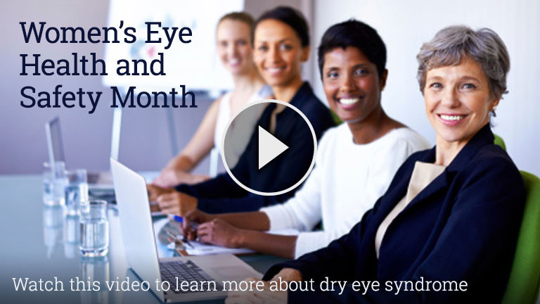 2017 April Women's Eye Health month