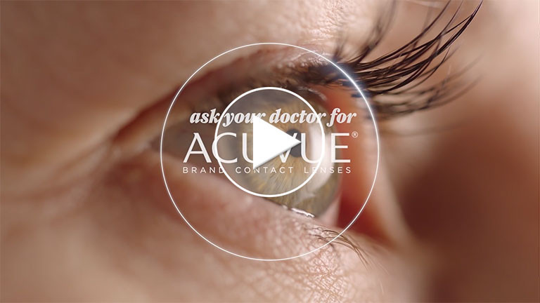 Free Yourself From Readers With ACUVUE Multifocal Contact Lenses