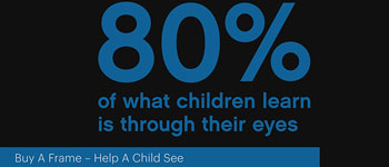 Buy A Frame - Help A Child See