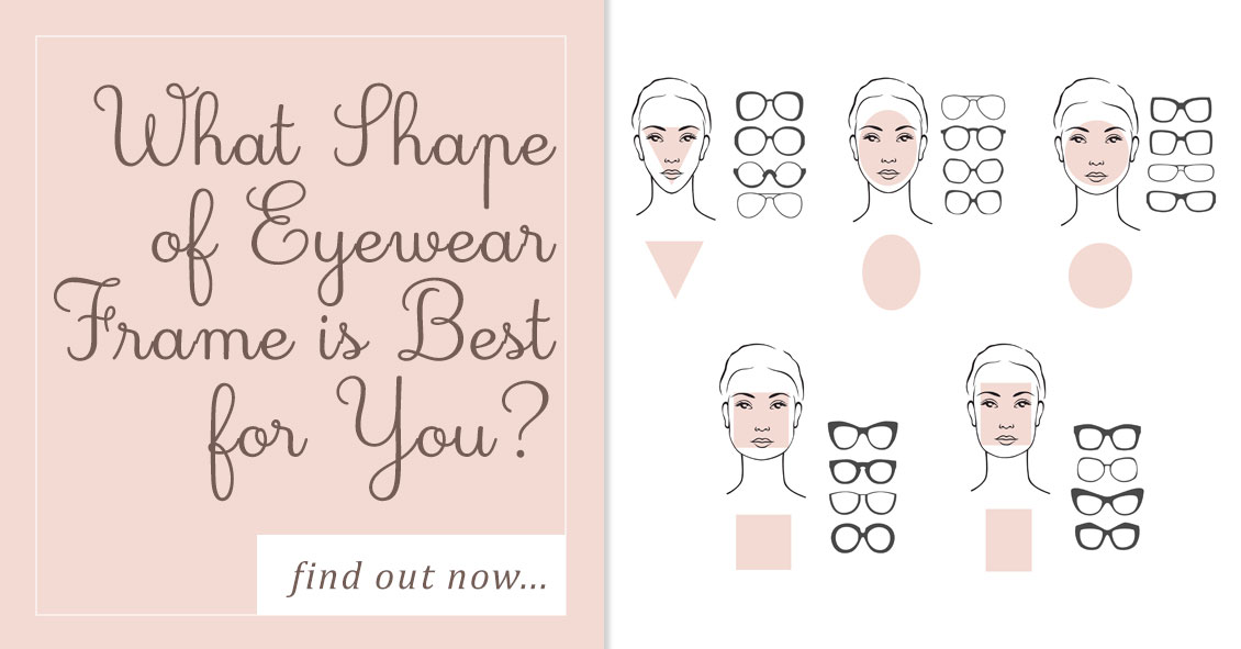 Choosing The Right Eyeglass Frames For Your Face