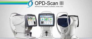 OPD-Scan III Benefits for Eye Care Professionals