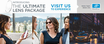 Ultimate Lens Package by Essilor