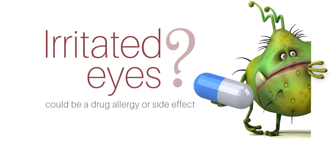 Drug Allergy or Side Effect? Knowing the difference could save your life