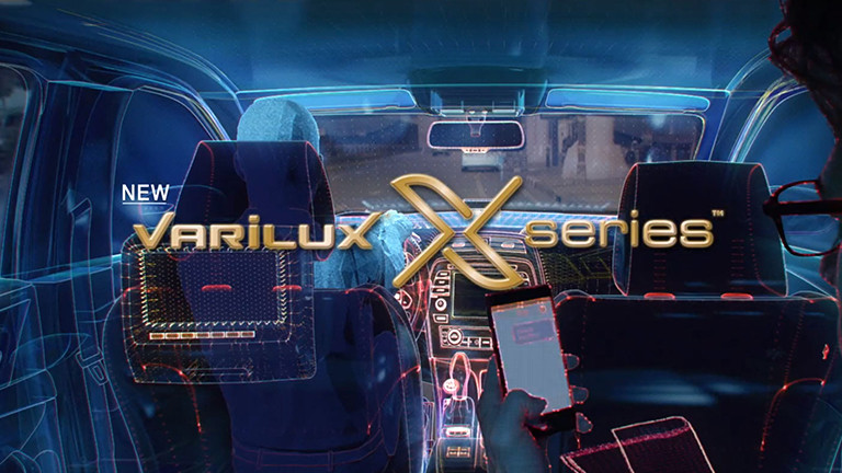 Discover New Varilux X series Progressive Lenses