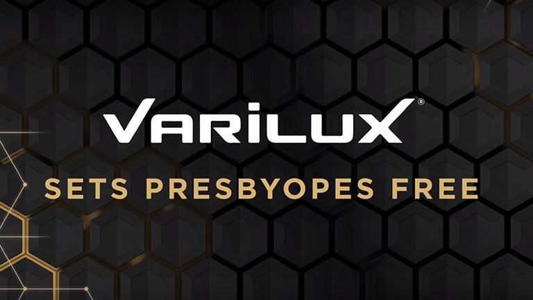 VARILUXR X SERIES BY ESSILOR - BENEFITS
