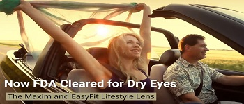 Now FDA Cleared for Dry Eye