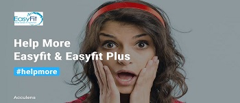 Help More Patients. EasyFit #SoGood