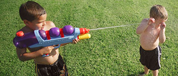 Worst Toys for Kids: Eye Safety