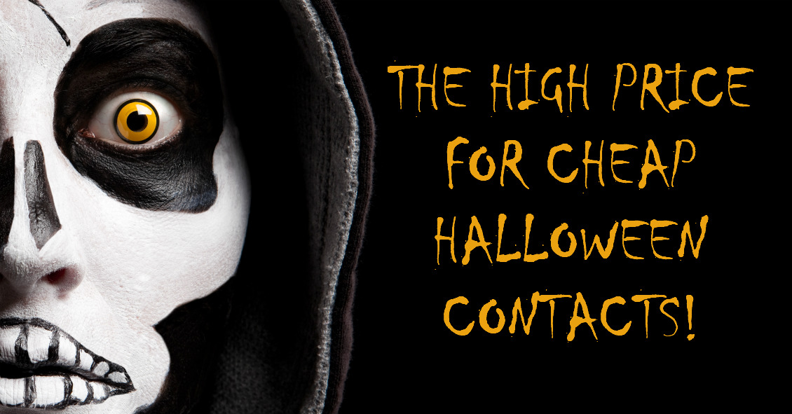 Bargain Halloween Contacts?