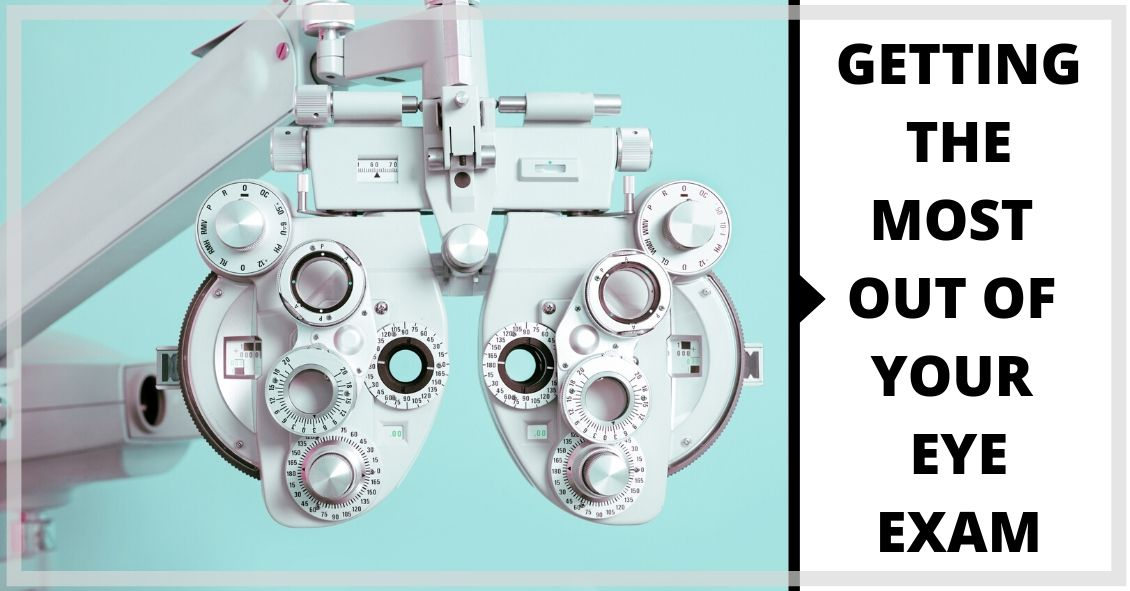 7 Tips for Your Next Eye Exam