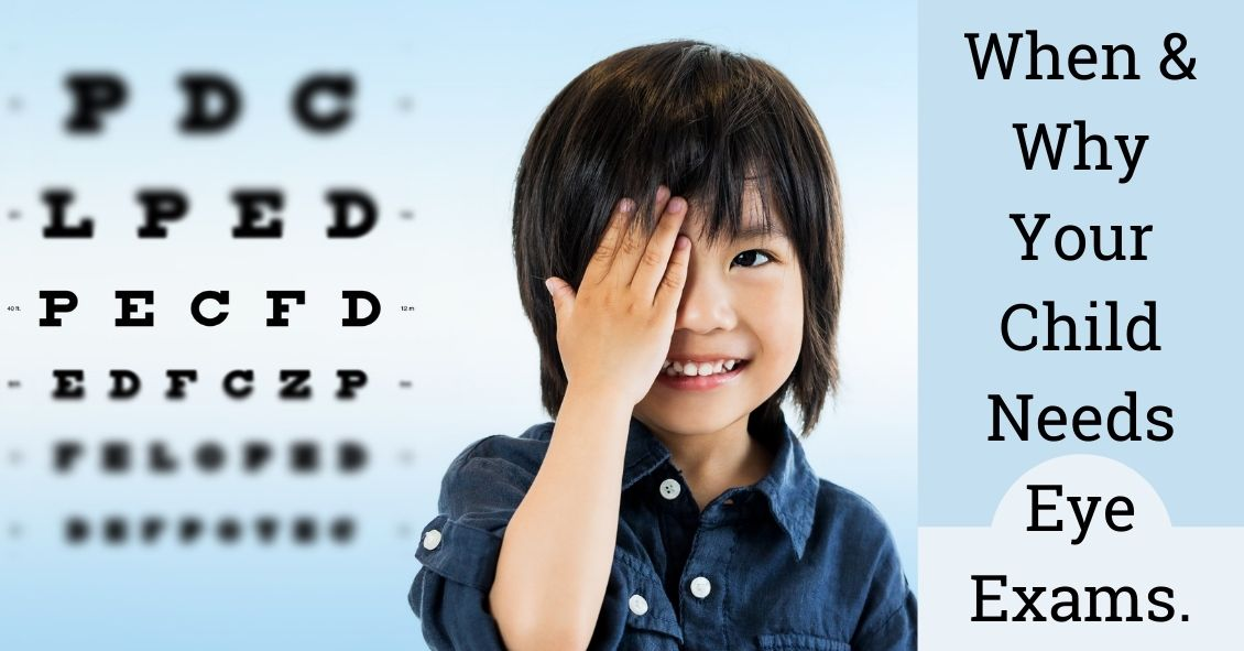 Your Child & Your Eye Doctor