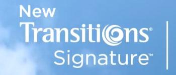 Transitions® Signature™ Lenses