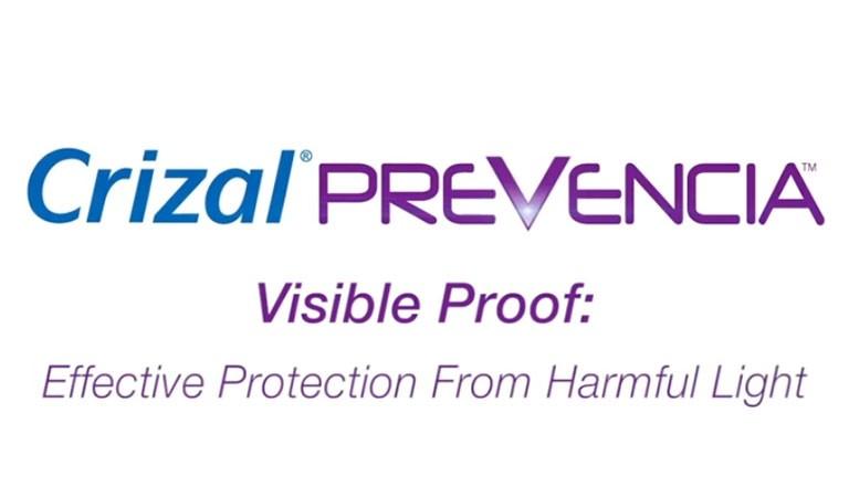 Crizal Prevencia-Visible Proof