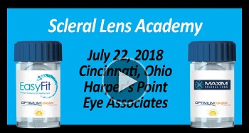 Scleral Lens Academy - Cincinnati